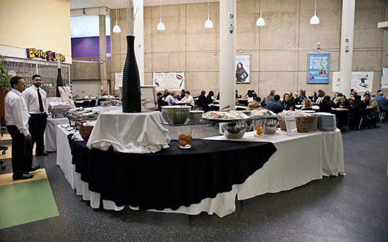 Food Emporium Space