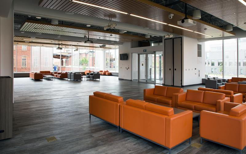 G Commons (front of Room)