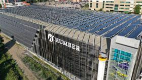 Humber Indoor Sustain Garage