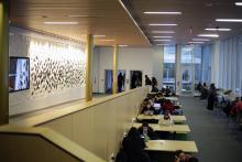 LRC Hallway