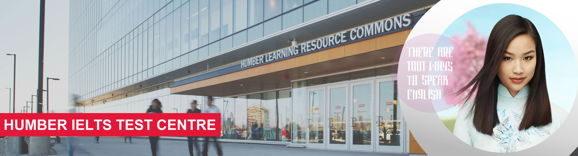IELTS Testing at Humber College