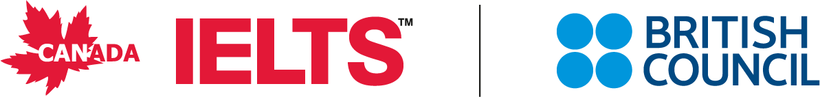 Canada IELTS - British Council Logo