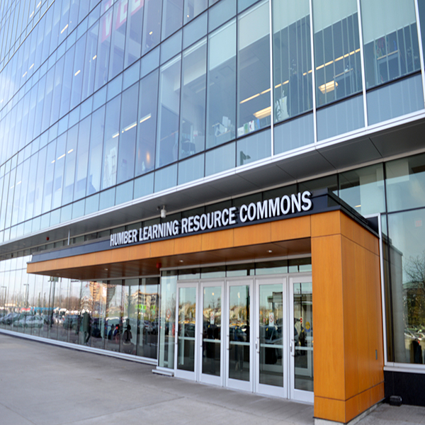 Humber Learning Resource Commons